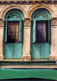 Colonial Era Shophouse Windows
