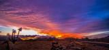 Intense Sunset