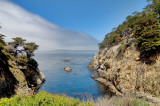 Fog Rolling in on Point Lobos