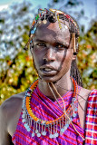 Maasai Village Chief