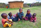 Masaai Children