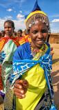 Maasai Greeting