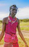 Proud Maasai