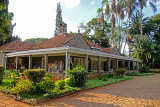 The former Karen Blixen Home of Out of Arica Fame