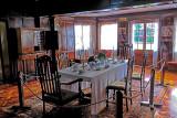 The Dining Room of the Karen Blixen Home
