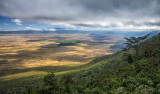 Ngorongoro Crater, First View