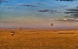 Drifting Above Kenya