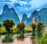 Yangshuo Landscape