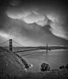 Fog Rolling in - Golden Gate
