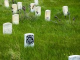 Custers' GraveStone