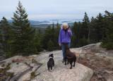 Faith and The Dogs  - Mansell Mtn. 11-16-13.jpg