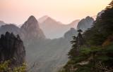 Huangshan Mountains Dawn
