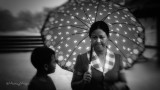 Lady with Umbrella | Siem Reap