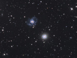 NGC 6935 and 6937 in Indus