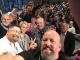 Star Stuff II speakers - selfie