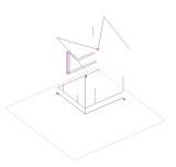 M-dipole antenna geometry
