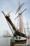 Tall Ships Visit Galveston