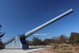 The 16-inch gun