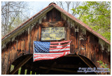 #21 - The Blacksmith Shop Bridge, Cornish NH (WGN 29-10-01)