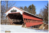 29-02-05 -- Swift River Bridge, Conway NH (NH #47)