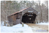 29-02-07 -- Durgin Bridge, Sandwich NH (NH #45)