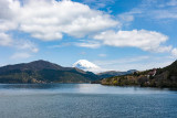 Mt. Fuji from Lake Ashi, Hakone