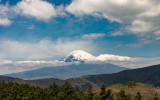 Mt. Fuji from Hakone Ropeway
