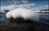 Ice formation - Grönhögen  Öland