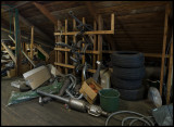 Exhaust-systems in the attic (avgassystem)