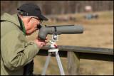 Older spotting scope - Blykowa
