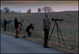 Early-bird photographers