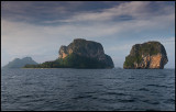 Going out to Phi-Phi Islands