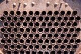 Holes in metal
