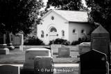 Chapel in cemetery