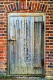 Icehouse door