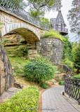 Bridge and trail