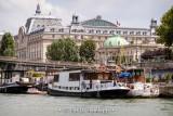 Museum beside the Seine