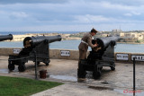 Saluting Battery - Lascaris War Rooms - War HQ and Nato tunnels