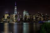 Lower Manhattan after Dark