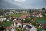 Vaduz suburbia