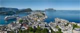 Alesund View, Norway.