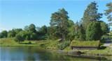 Sunnmore Open Air Museum. Alesund, Norway.