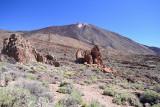 El Teide - Roques de Garcia