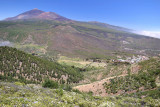 El Teide, from Pico Verde