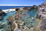 Natural pool, Garachico