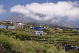Agricultural landscape, la Vera