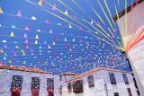 Party time in San Juan La Rambla