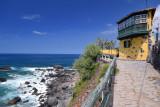 House with a view, La Rambla