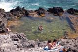 Natural pool, Los Silos