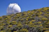 Telescope, Caldera de Taburiente